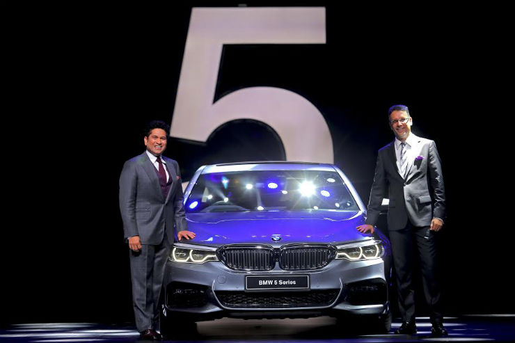 All-new BMW 5 Series launched in India