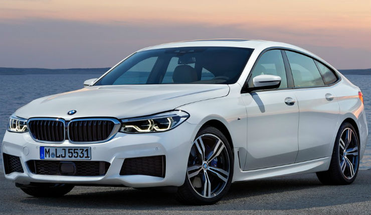 BMW 6 GT to launch at 2018 Auto Expo