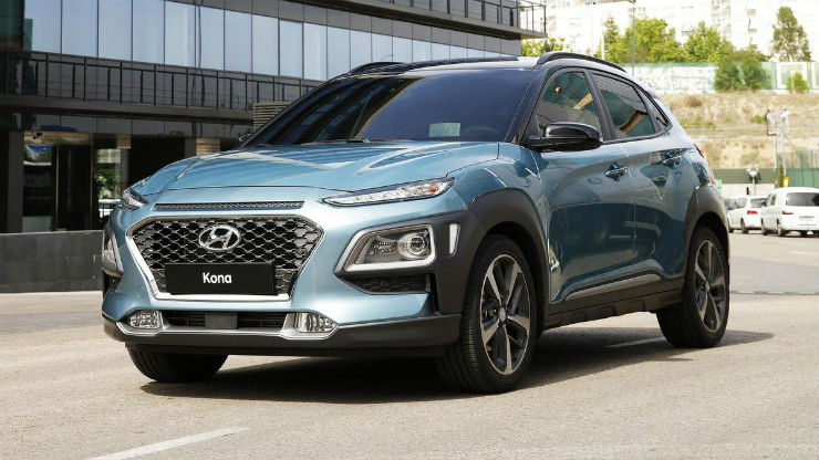 Hyundai Is Planning To Enter The Electric Segment In India Their First Car Expected Be Kona Suv That Was Revealed Recently
