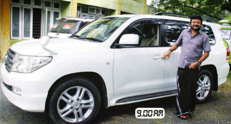 Continued: 10 famous Lexus and Land Cruiser owners of India