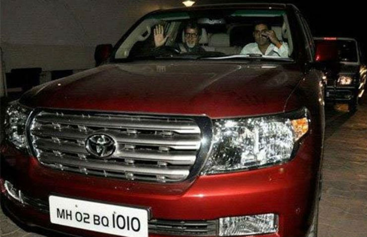 10 Famous Lexus And Land Cruiser Owners Of India