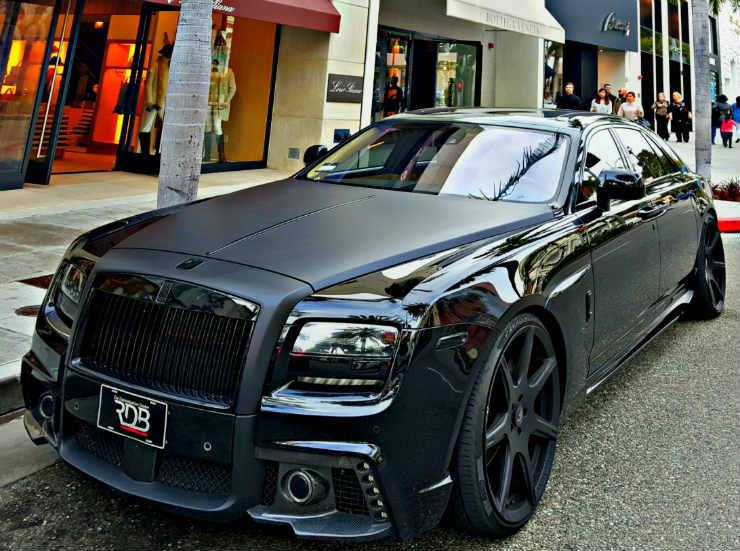 10 wildest Rolls Royces of the world