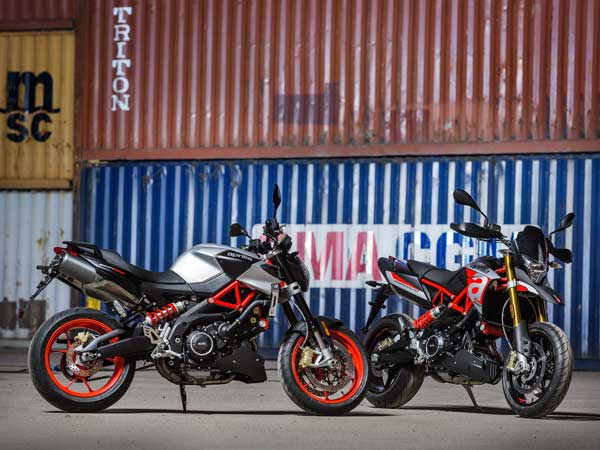 Aprilia launches two new motorcycles in the Indian market