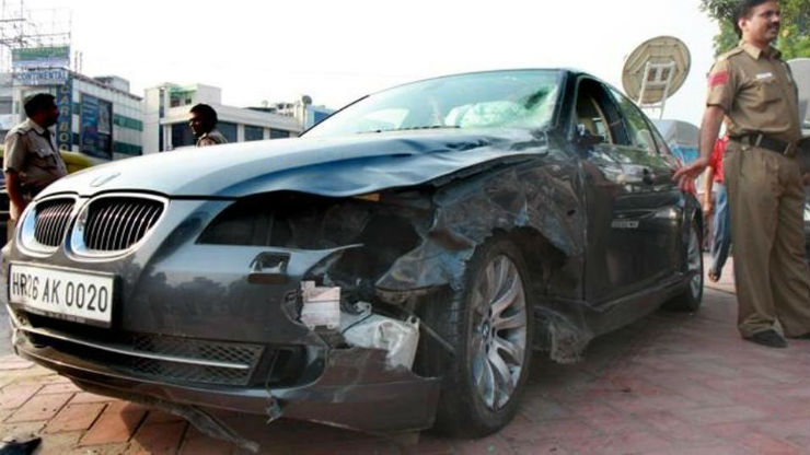 2 years jail for killing human, 5 years for killing cow – Judge in BMW hit & run case