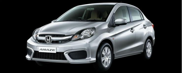 Honda launches Privilege Edition of the Amaze