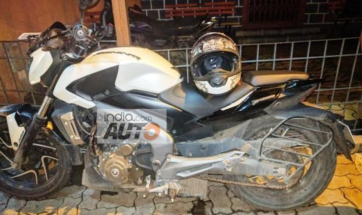 Bajaj Dominar Alloy Wheel Breakage 1