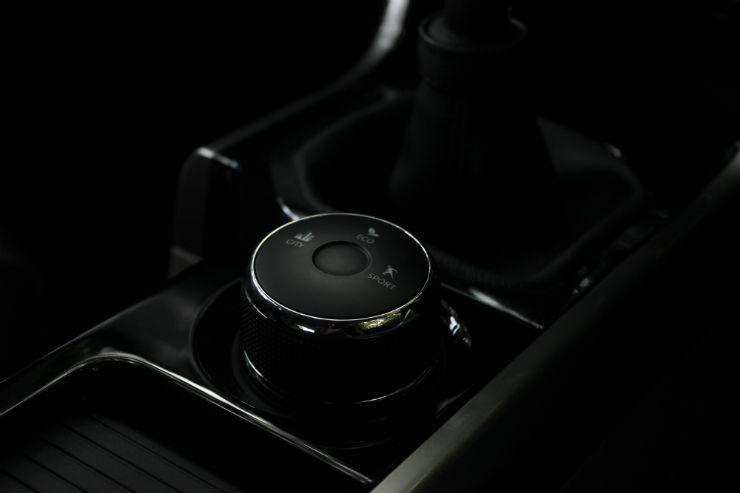 Nexon_driving mode dial