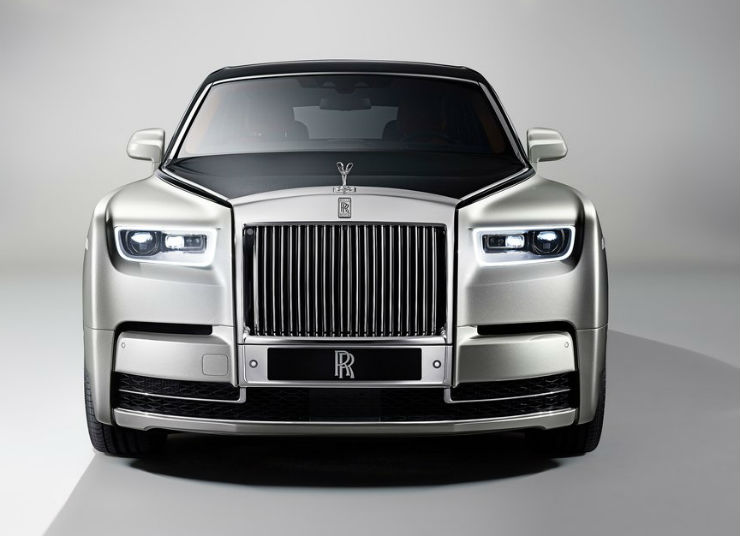 All-new Rolls Royce Phantom is here
