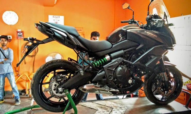 Superbike servicing India
