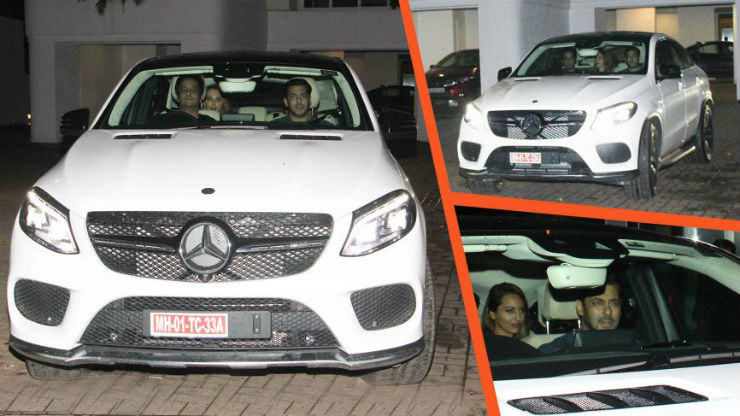 10 flashy new cars of Indian celebrities