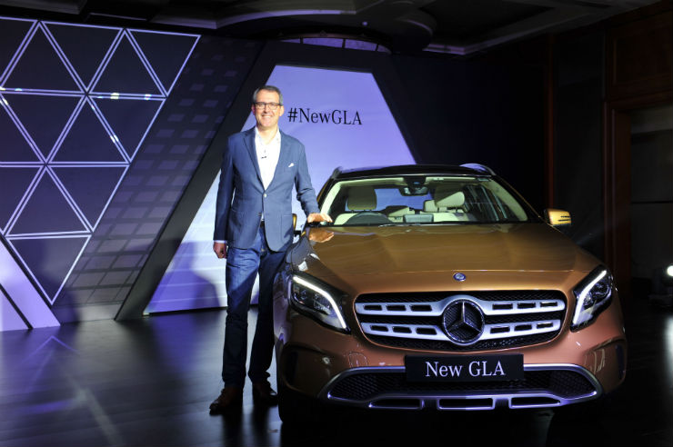 All-New Mercedes GLA launched