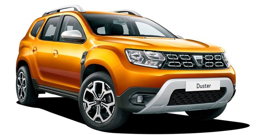 All-new Renault Duster SUV: Just revealed!