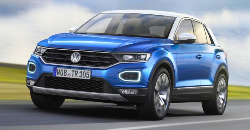 Volkswagen T-Roc, Polo-based SUV is finally here