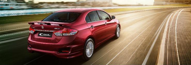Maruti launches Ciaz S, the sportier version of the sedan