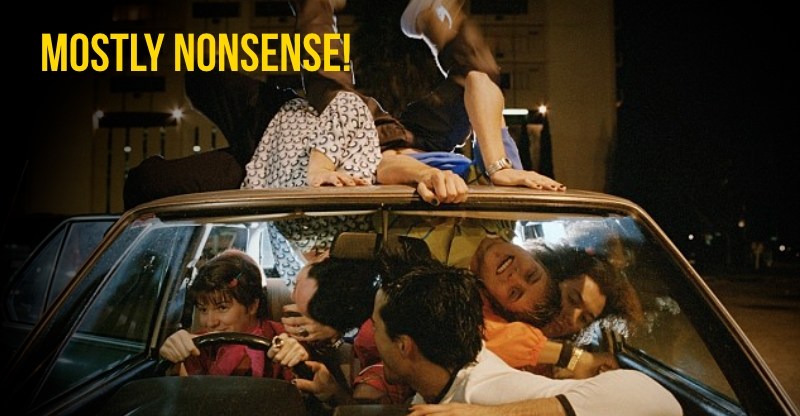 Does the govt want you to stop carrying drunk passengers in cars? We explain