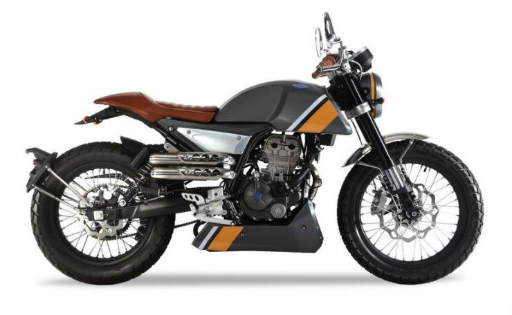 FB Mondial HPS 125 cruiser bike may launch in India