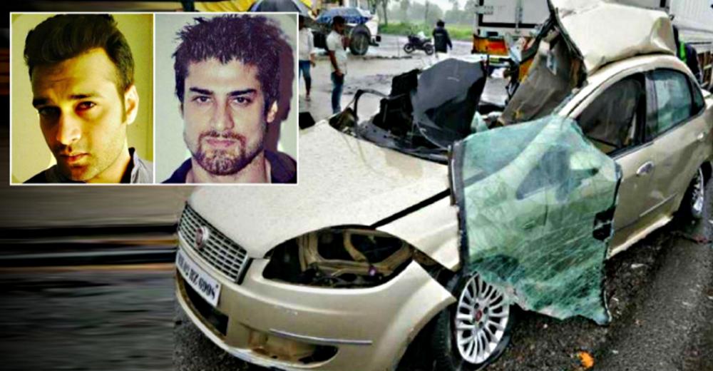 TV stars Gagan Kang & Arijit Lavania dead in high-speed Fiat Linea crash
