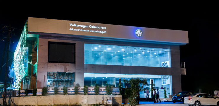 VW sets up first digital experience in Coimbatore