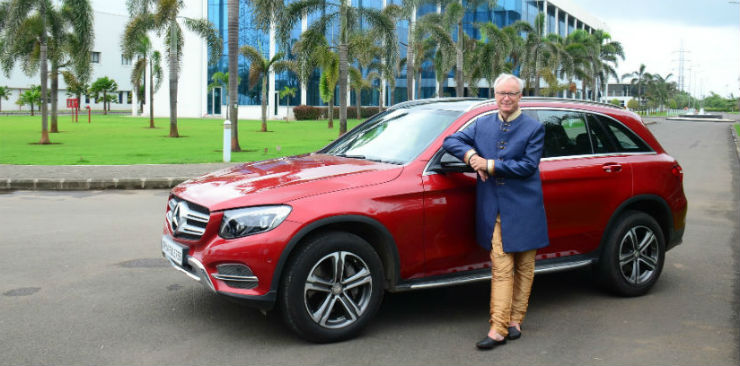 Mercedes-Benz launches GLC celebration edition in India