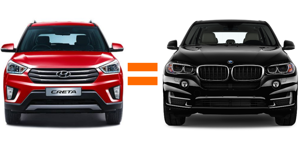 Congrats, your ordinary sedan and SUV are now luxury cars!