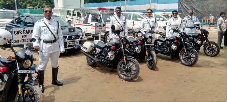 Kolkata cops dump Royal Enfields for Harley Davidsons: Here's why!