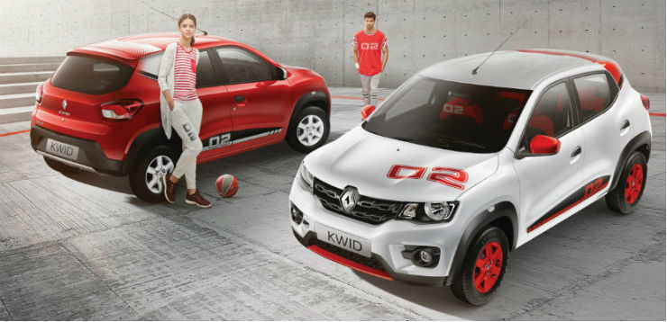 Renault launches special anniversary edition Kwid
