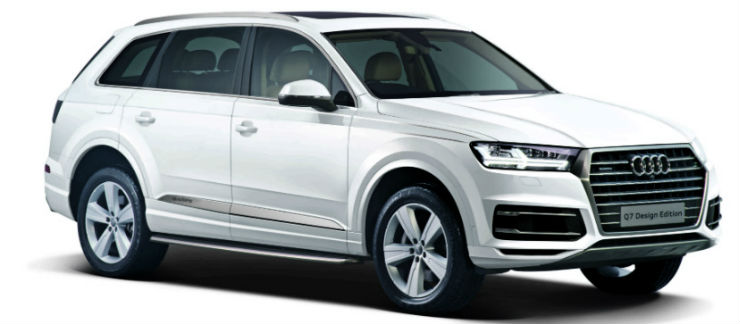 Audi launches A6 and Q7 Design Edition variants