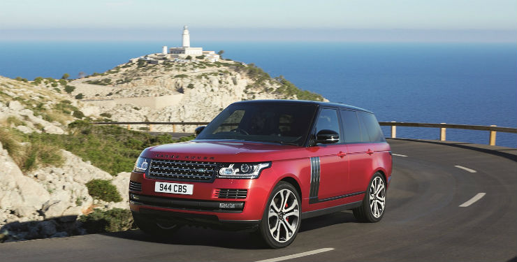 Range Rover SVAutobiography Dynamic launched
