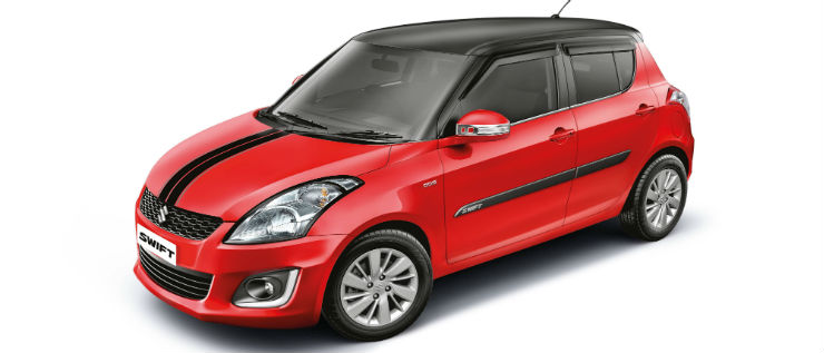 Maruti Suzuki Swift can now be personalized with 'i Create'
