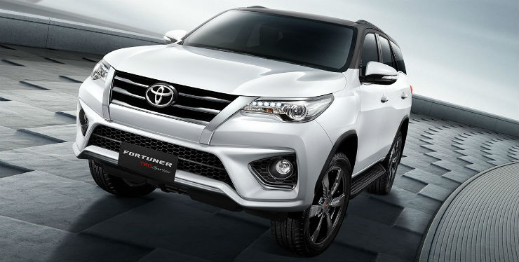 Toyota to launch Fortuner TRD Sportivo in India