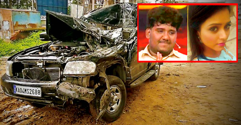 TV actors Rachana & Jeevan killed in Tata Safari SUV crash