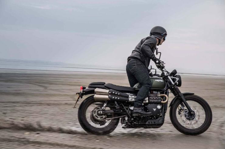 Triumph launches all-new Street Scrambler in India