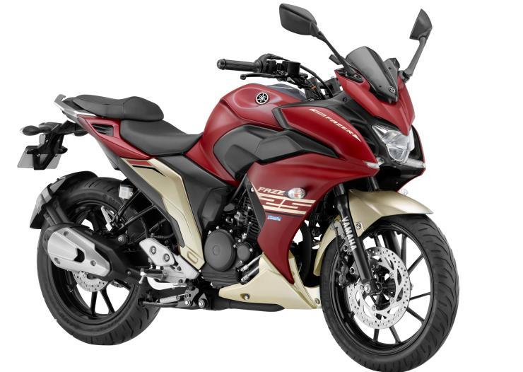 Yamaha Fazer 250 1