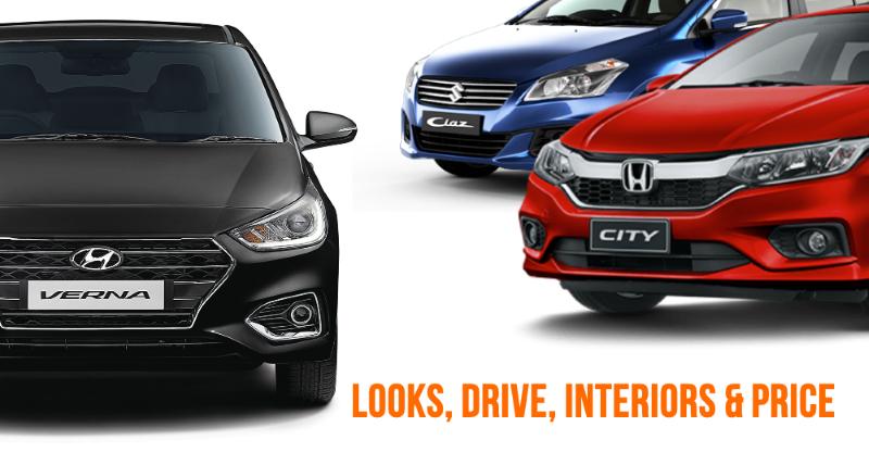 All-new Hyundai Verna: Better than Honda City or Maruti Ciaz? We Explain