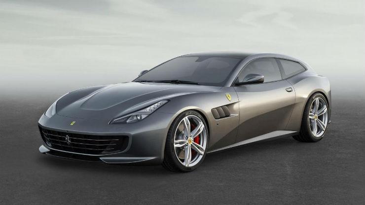 Ferrari launches all-new GTC 4 Lusso
