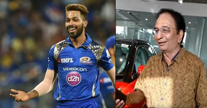 Indian cricketer Hardik Pandya gifts Jeep Compass to dad
