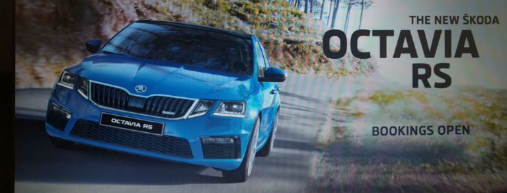 10 things you didn't know about the Skoda Octavia RS