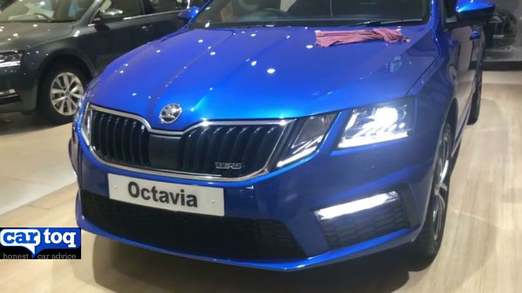 Skoda Octavia vRS to launch on the 30th of August