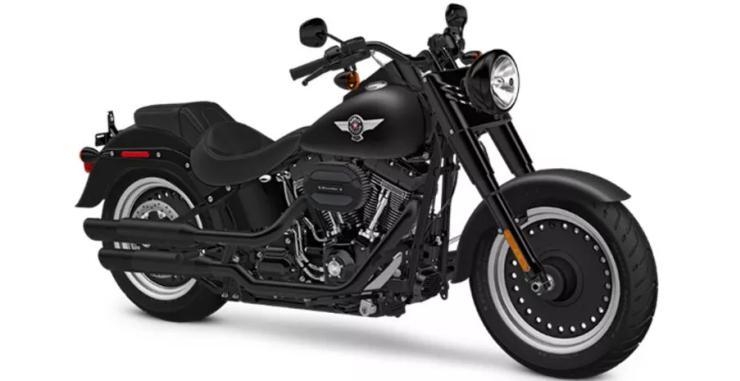 2017 Harley Davidson FatBoy