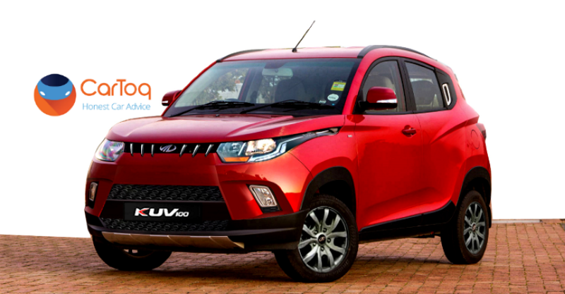 Exclusive: Mahindra KUV100 Facelift rendered; India launch weeks away