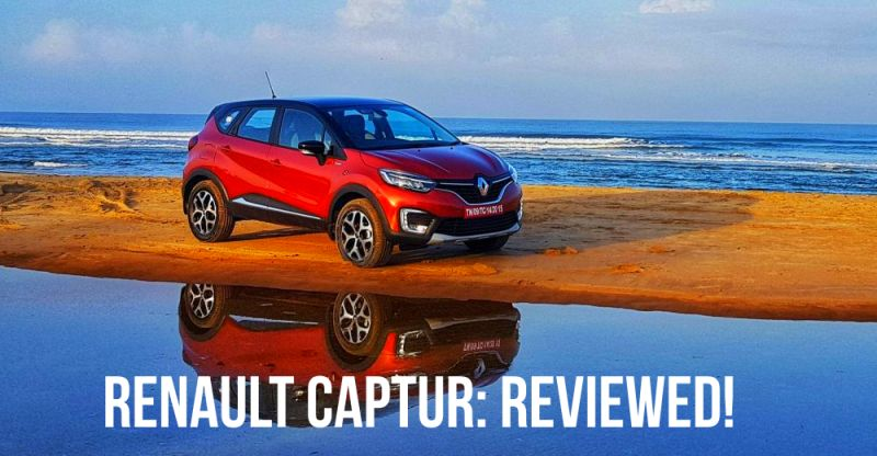 CarToq's first drive of the Renault Captur – XUV rival – is here!