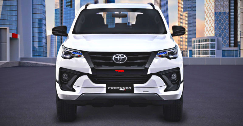 Toyota to launch Vellfire and Fortuner TRD later this year