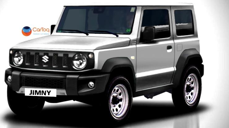 Maruti Jimny Gypsy Replacement Confirmed For Next Year