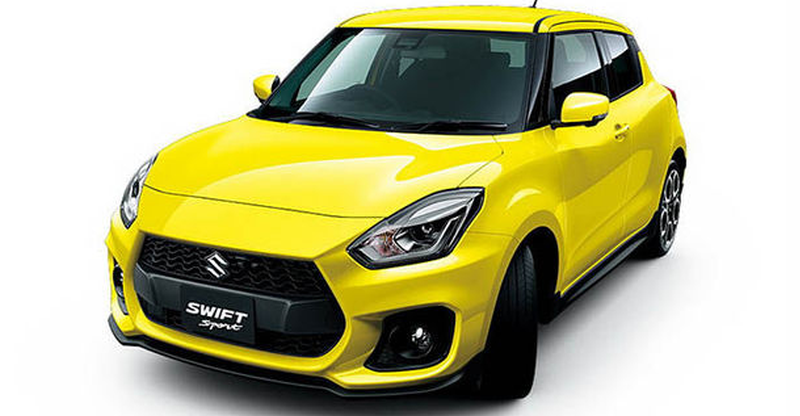 2018 Suzuki Swift Sport Featured
