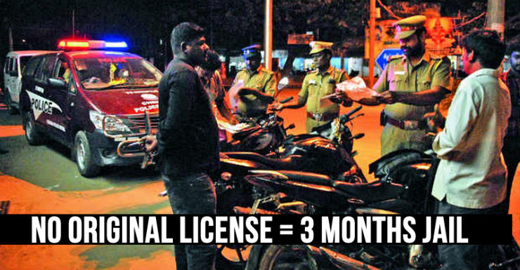 Chennai Police License Checking Featured 3