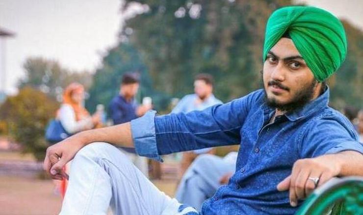 Gurpreet Singh, the deceased 21 year old student