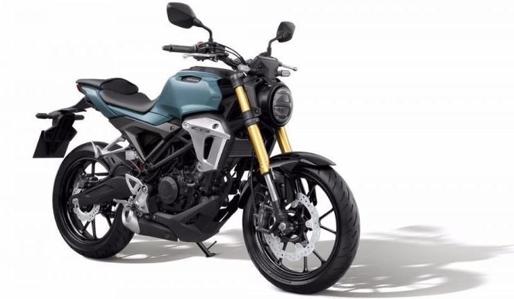 Honda CB150R ExMotion 2