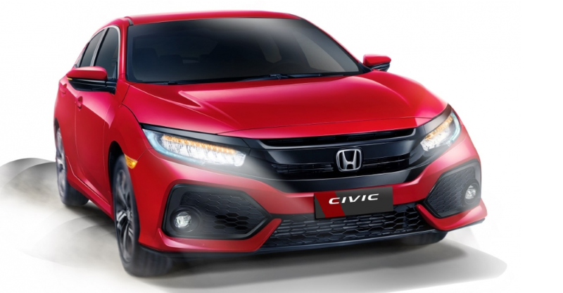 5 new Honda cars & SUVs coming to the 2018 Indian Auto Expo: From Civic to CR-V