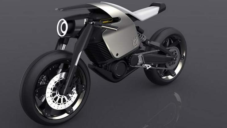 Husqvarna Electric Bike Concept