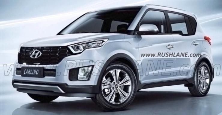 Hyundai Carlino Render
